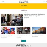 Christian Science Monitor changes online publishing model, boosts subscriptions