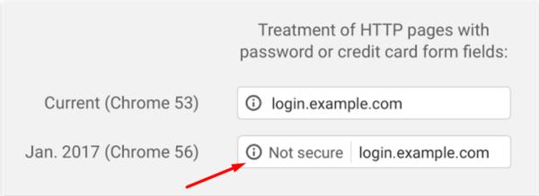 It's time to secure your website: Chrome enforces deadline