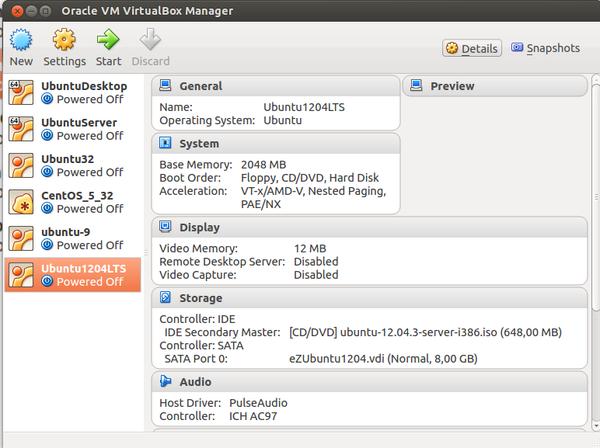 Using VirtualBox to install and test eZ Publish 5 | Mugo Web | eZ