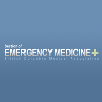 B C M A Section of Emergency Medicine logo